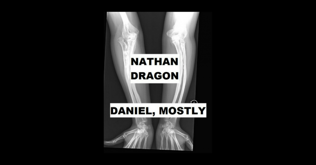 DANIEL, MOSTLY by Nathan Dragon