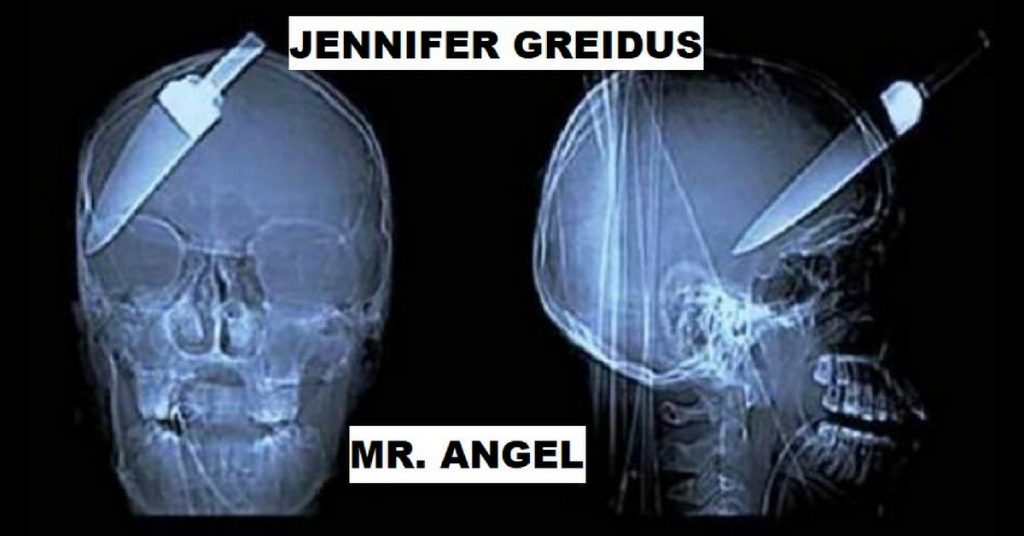 MR. ANGEL by Jennifer Greidus