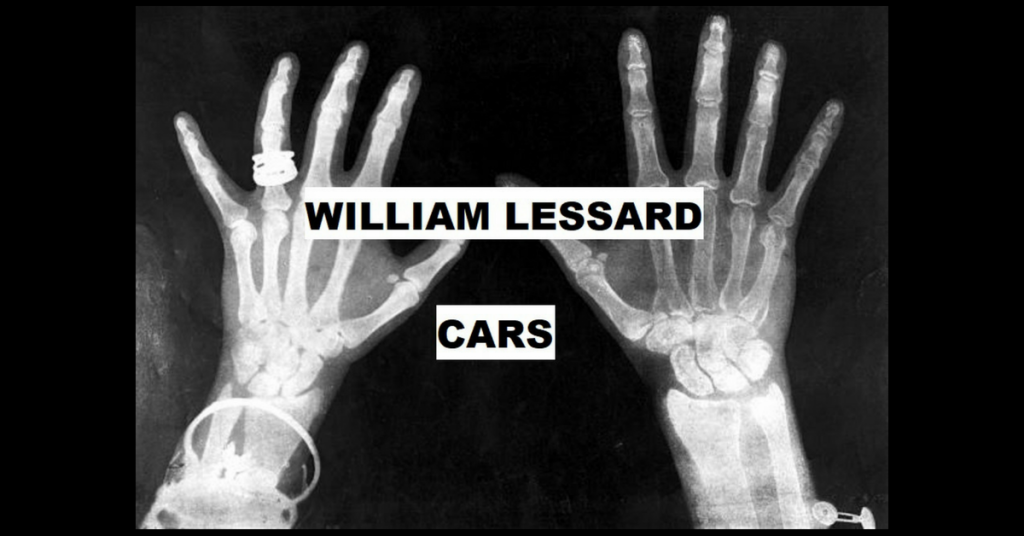 IN CARS by William Lessard