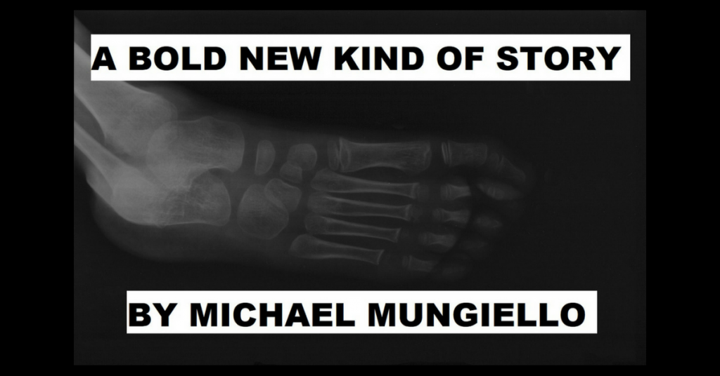 A BOLD NEW KIND OF STORY by Michael Mungiello
