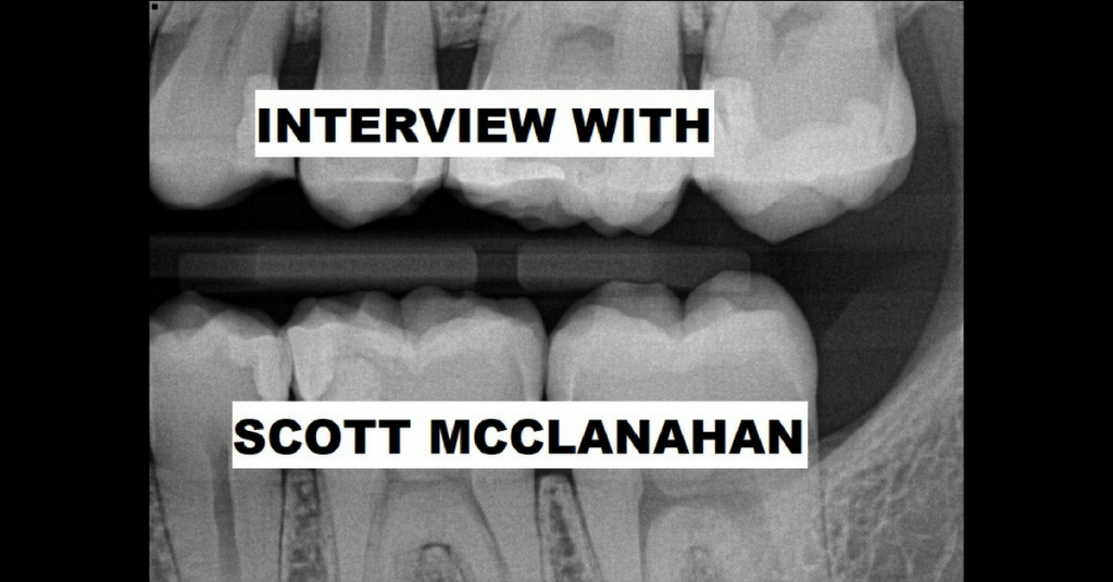 INTERVIEW WITH SCOTT MCCLANAHAN