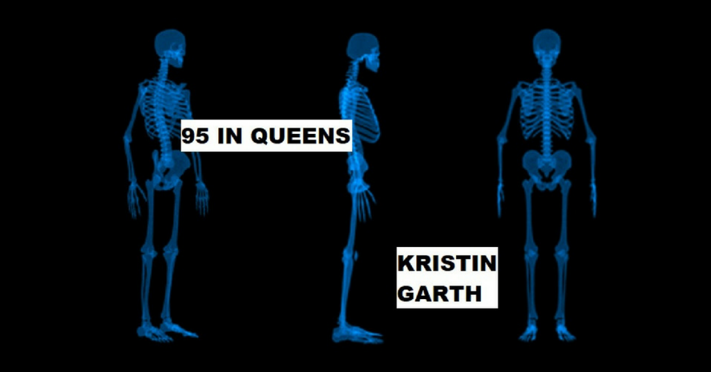 95 IN QUEENS by KRISTIN GARTH