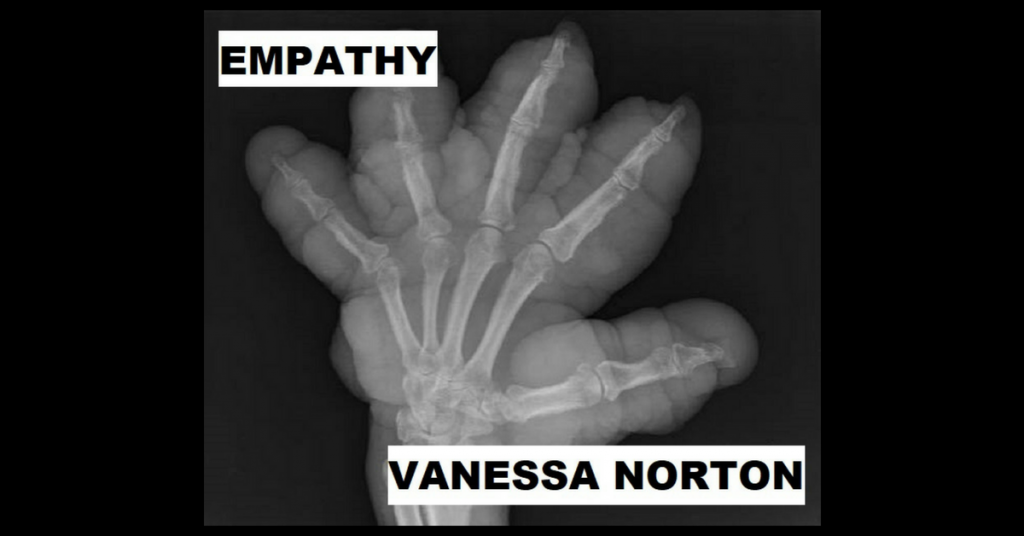 EMPATHY by Vanessa Norton
