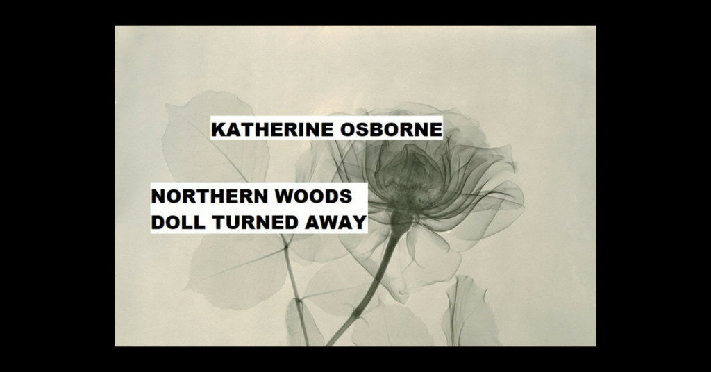NORTHERN WOODS DOLL TURNED AWAY by Katherine Osborne