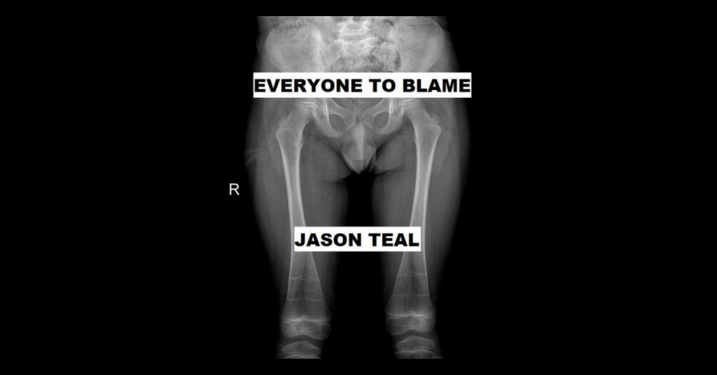 EVERYONE TO BLAME by Jason Teal