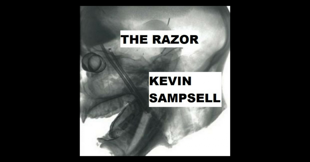THE RAZOR by Kevin Sampsell