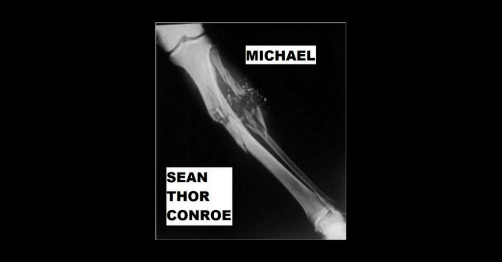 MICHAEL by Sean Thor Conroe