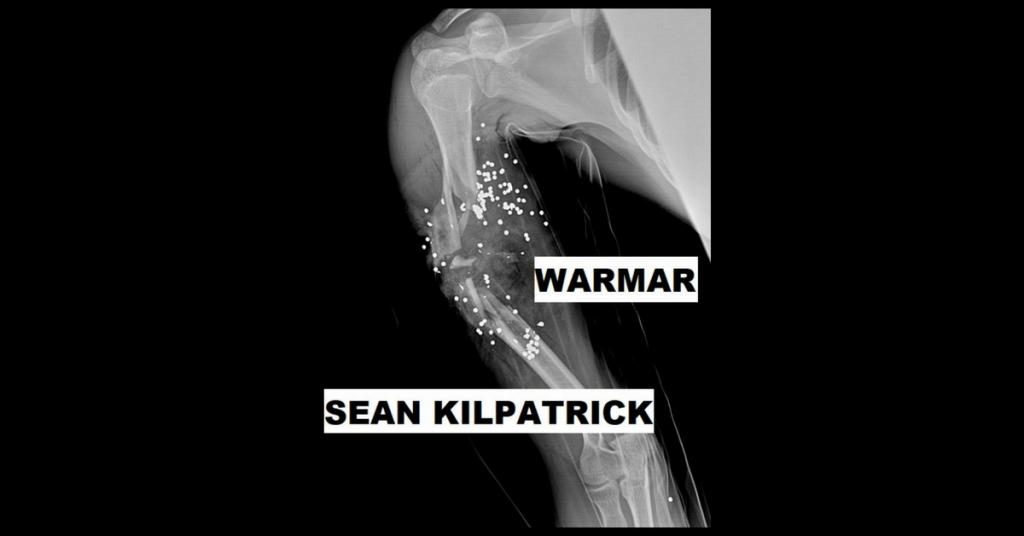 WARMAR by Sean Kilpatrick