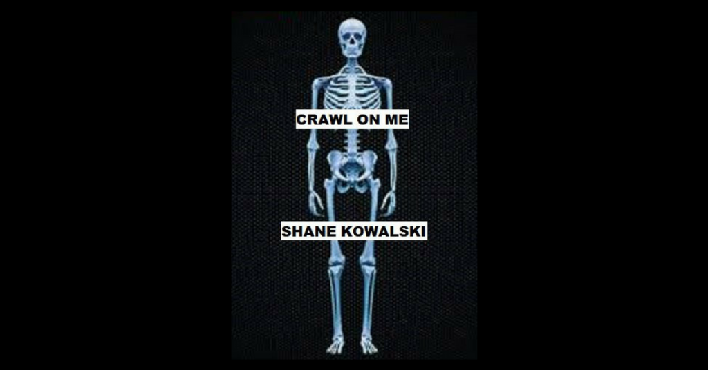 CRAWL ON ME by Shane Kowalski