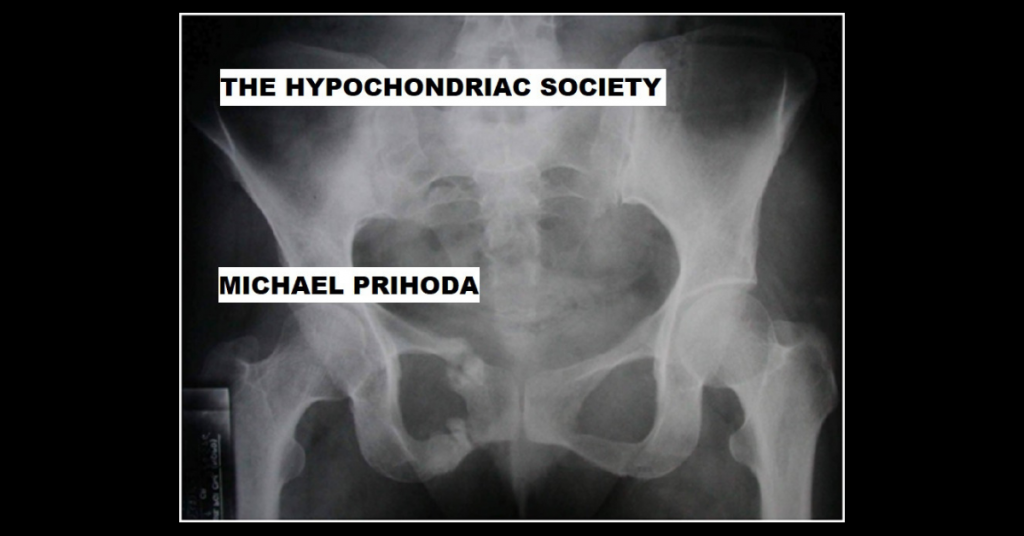 THE HYPOCHONDRIAC SOCIETY by Michael Prihoda