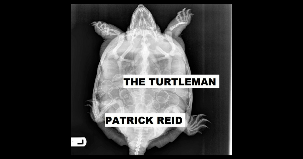 THE TURTLEMAN by Patrick Reid