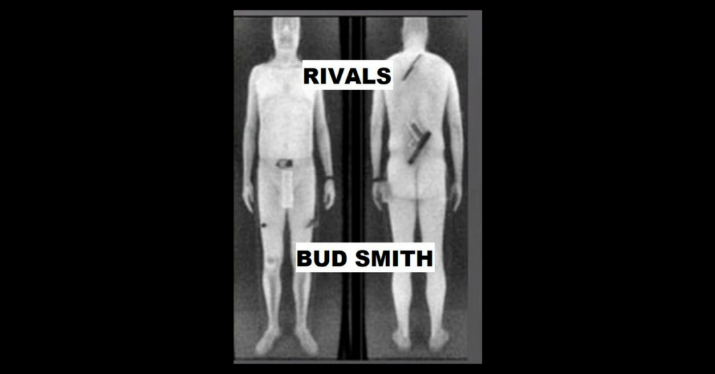 RIVALS by Bud Smith