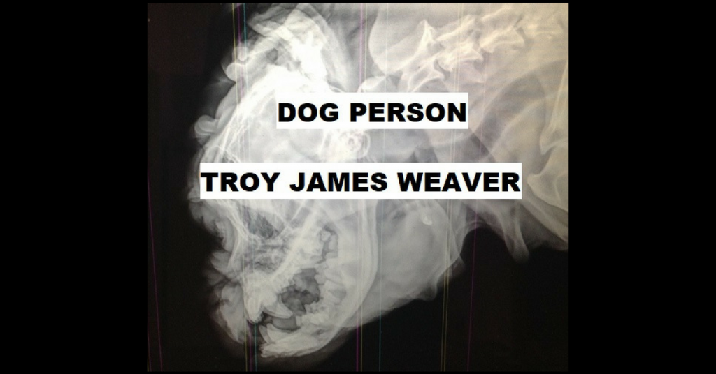 DOG PERSON by Troy James Weaver