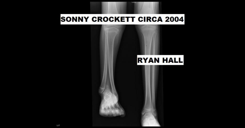 SONNY CROCKETT CIRCA 2004 by Ryan Hall