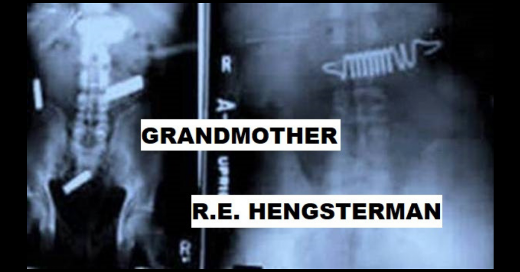 GRANDMOTHER by R.E. Hengsterman
