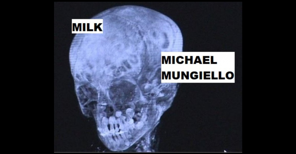 MILK by Michael Mungiello