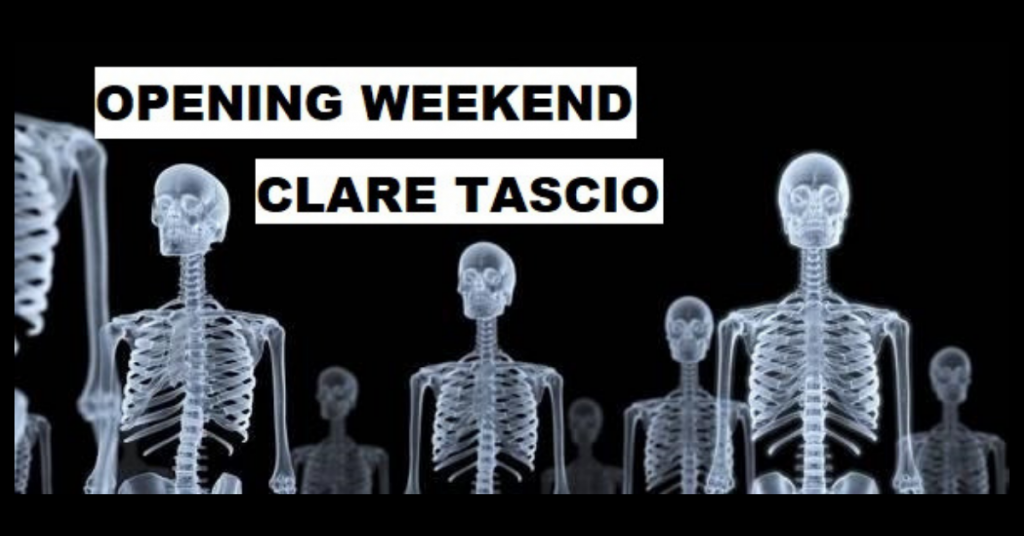 OPENING WEEKEND by Clare Nazarena Tascio