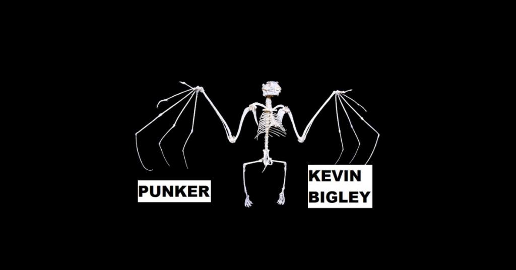 PUNKER by Kevin Bigley