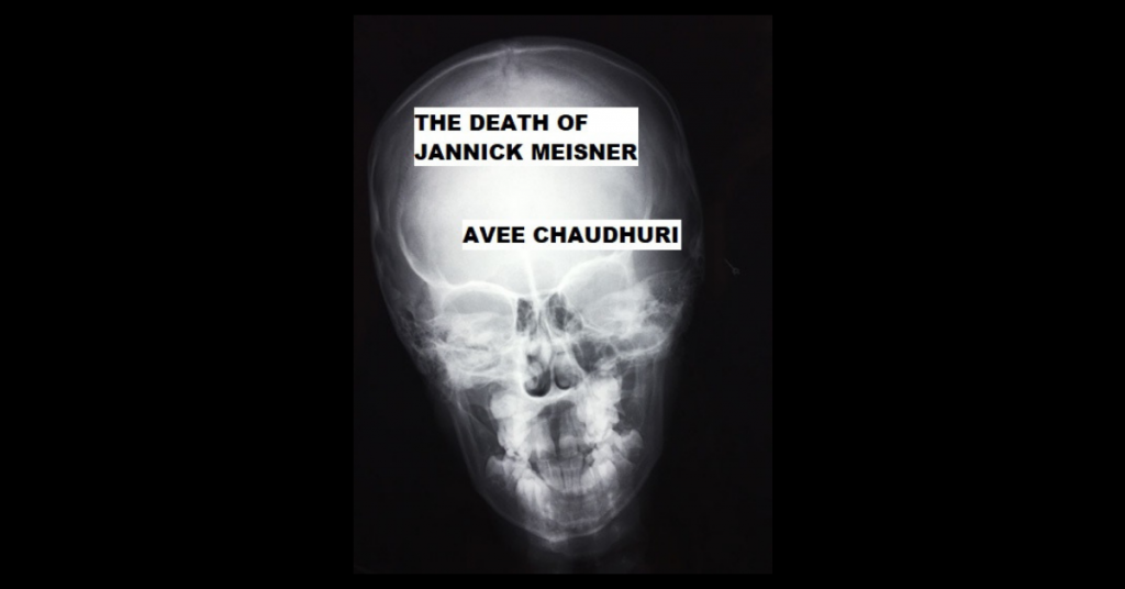 THE DEATH OF JANNICK MEISNER by Avee Chaudhuri
