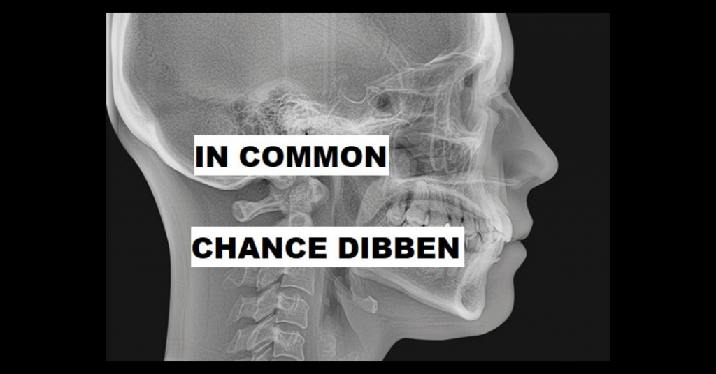 IN COMMON by Chance Dibben