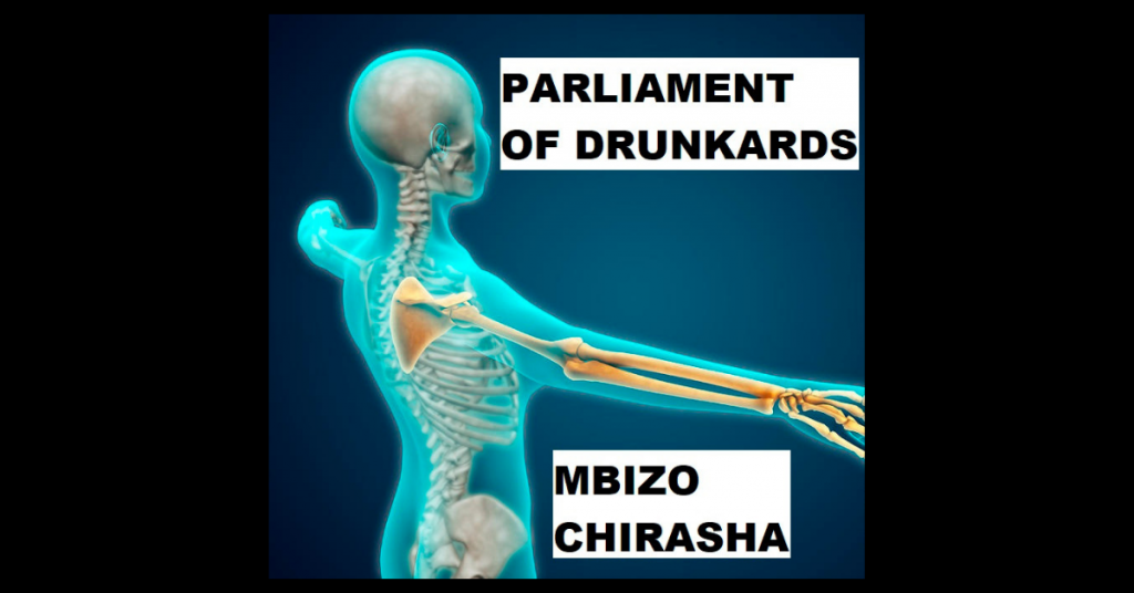 PARLIAMENT OF DRUNKARDS by Mbizo Chirasha