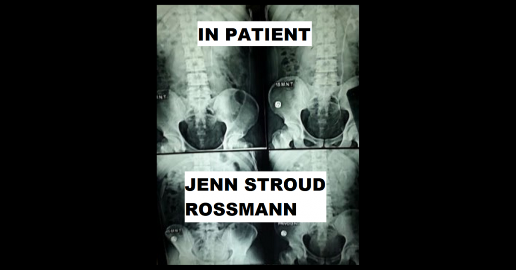 IN PATIENT by Jenn Stroud Rossmann