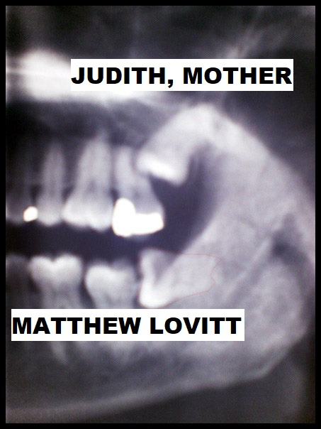 JUDITH, MOTHER by Matthew Lovitt