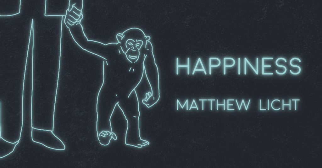 HAPPINESS by Matthew Licht