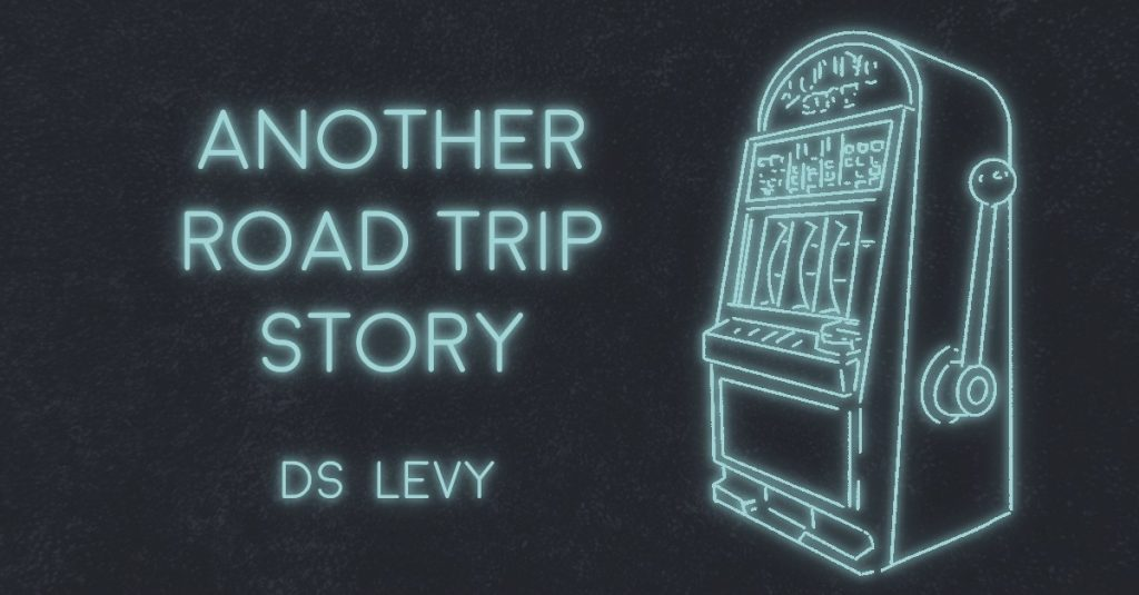 ANOTHER ROAD TRIP STORY by DS Levy