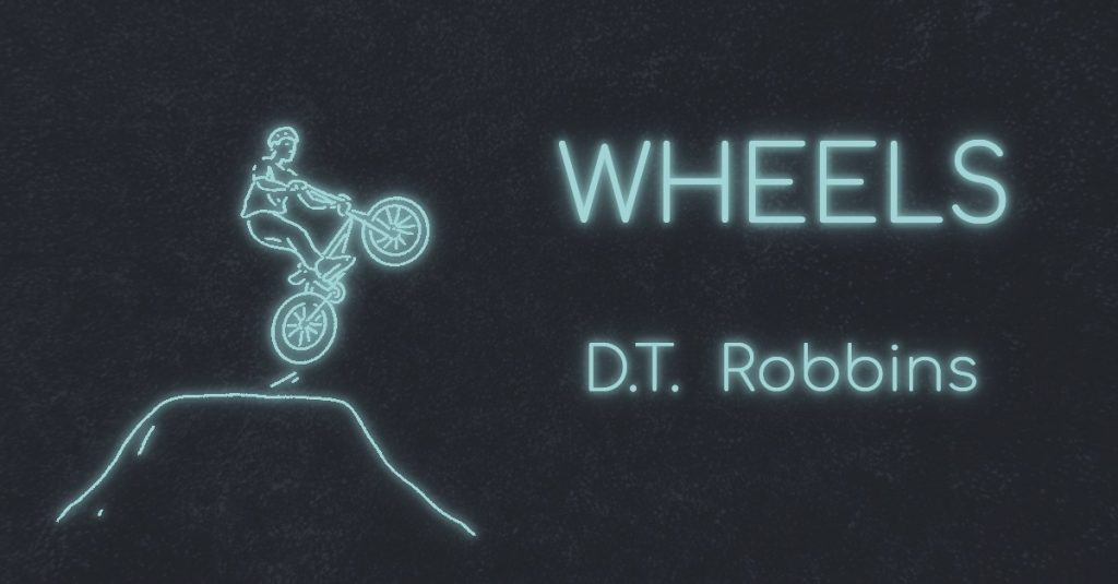 WHEELS by D. T. Robbins
