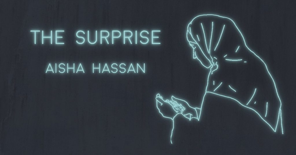 THE SURPRISE by Aisha Hassan