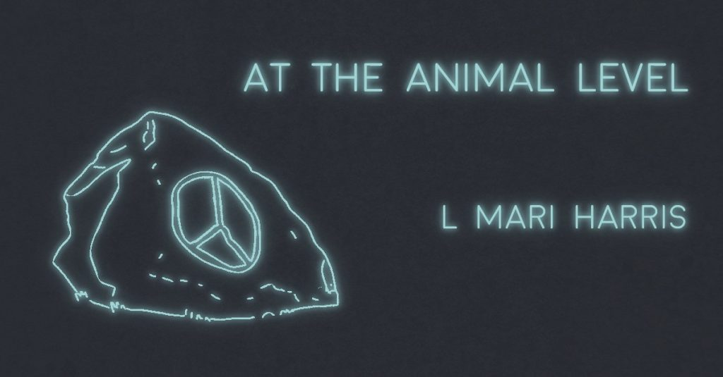 AT THE ANIMAL LEVEL by L Mari Harris