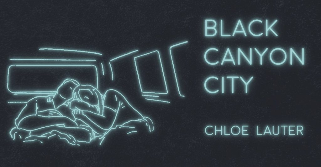 BLACK CANYON CITY by Chloe Lauter