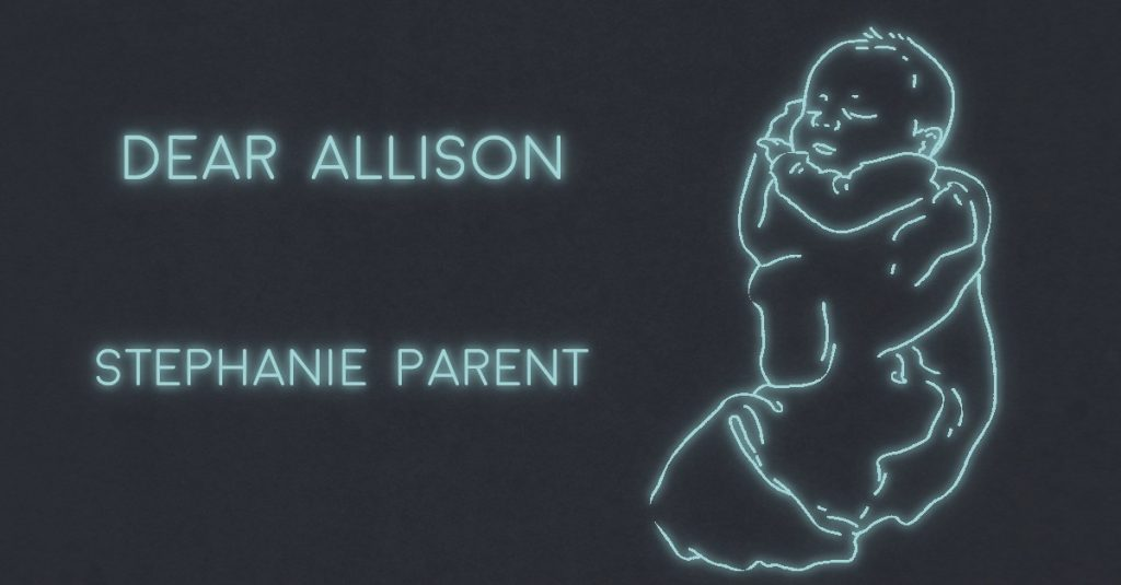 DEAR ALISON by Stephanie Parent