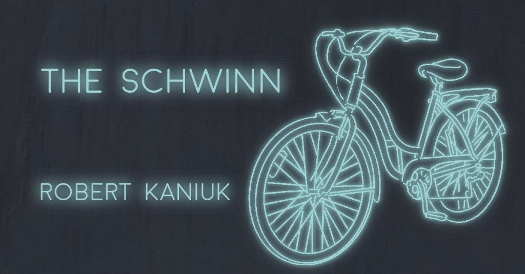 THE SCHWINN by Rob Kaniuk
