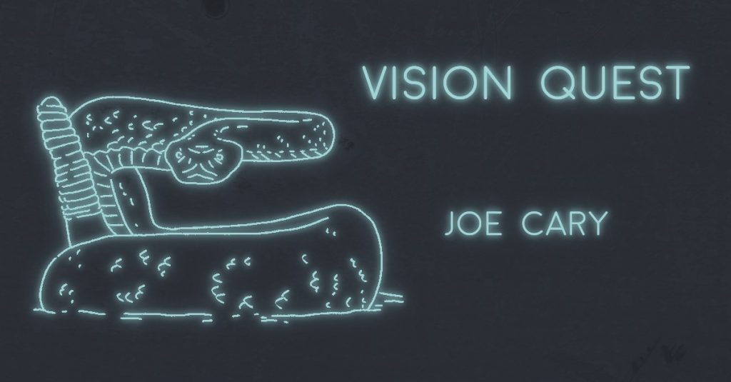 VISION QUEST by Joe Cary