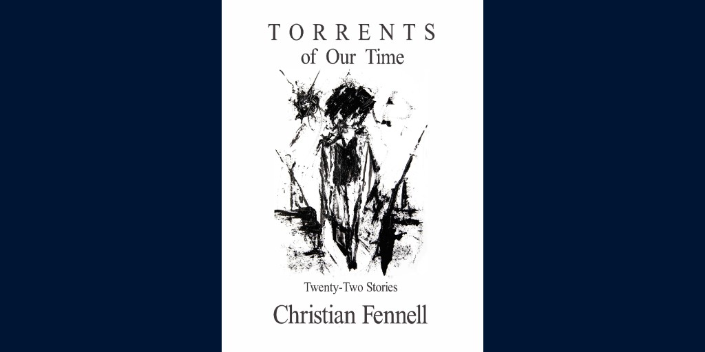 RIDING A BIKE THROUGH THE LONELY CONTINUUM OF TIME by Christian Fennell