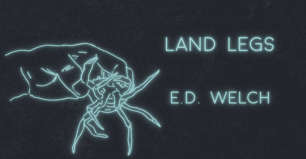 LAND LEGS by E.D. WELCH