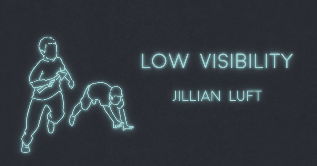 LOW VISIBILITY by Jillian Luft