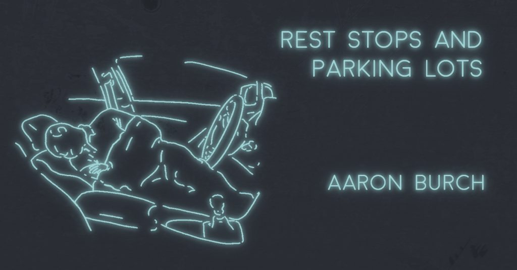 REST STOPS AND PARKING LOTS by Aaron Burch