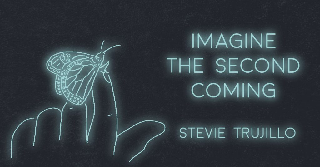 IMAGINE THE SECOND COMING by Stevie Trujillo