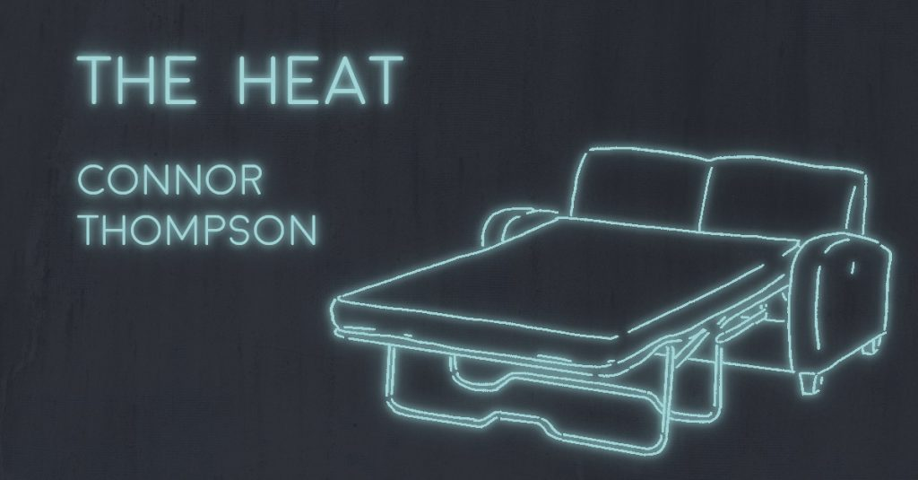 THE HEAT by Connor Thompson