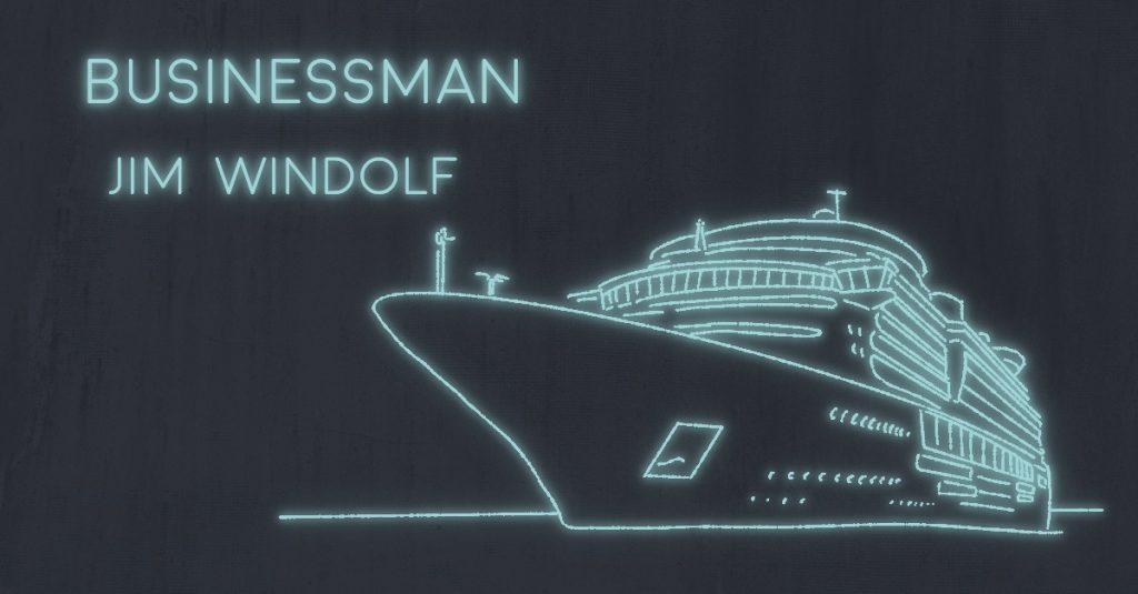 BUSINESSMAN by Jim Windolf