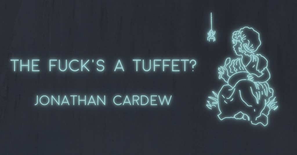 THE FUCK'S A TUFFET? by Jonathan Cardew