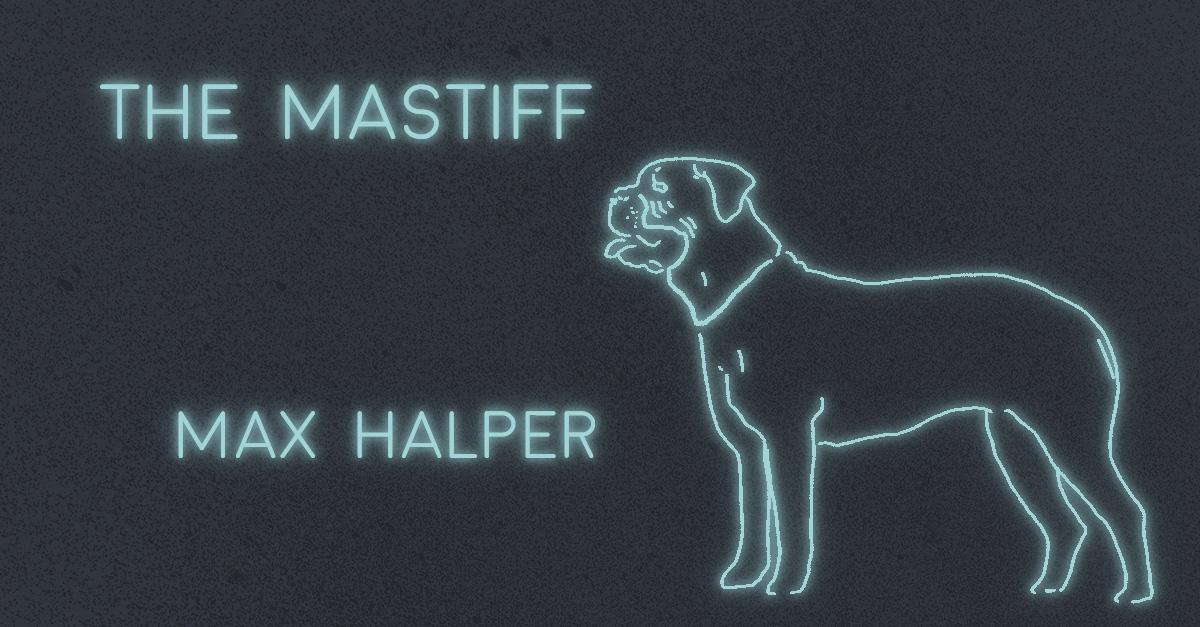 THE MASTIFF by Max Halper